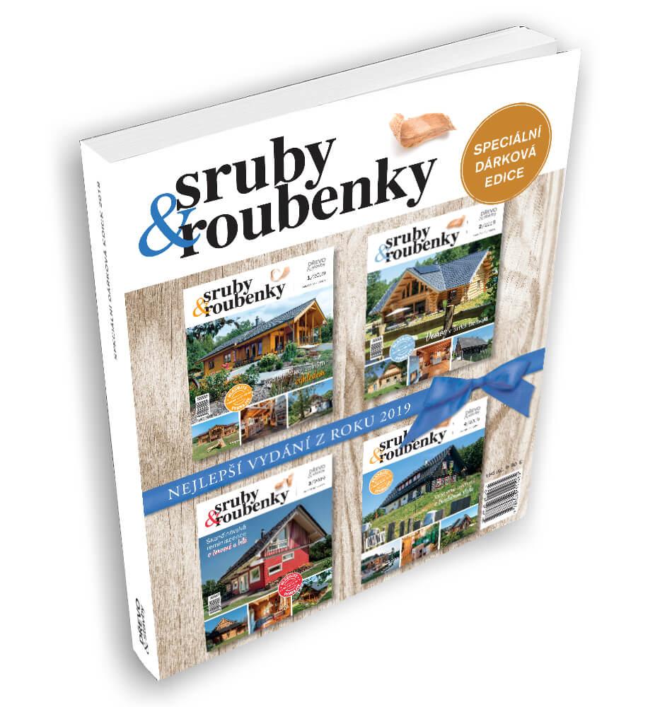Dárková edice sruby&roubenky 2019